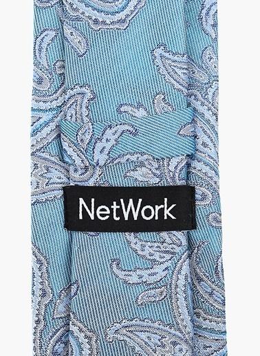 Network Kravat Mavi